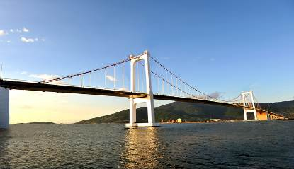 THUAN PHUOC BRIDGE MAINTENANCE AFTER 10 YEARS OF USE